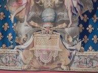 Tapisserie France et Navarre