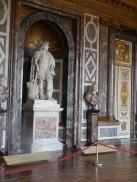 Statue de Louis XIV dans la salle de Vénus