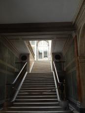 """Escalier """"Appartements de Mesdames"""""""