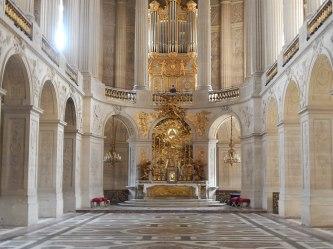 Chapelle Château de Versailles