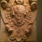 Blason modifié par Louis XIV