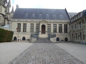 Palais du Tau, Reims