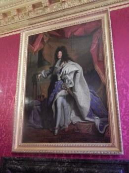 Louis XIV par Rigaud