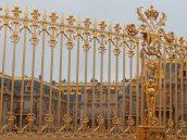 Versailles - les grilles