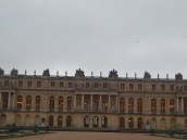 Le Château - façade arrière