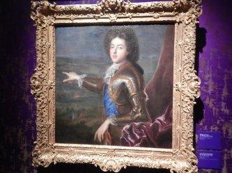 Le Duc du Maine, premier fils de Louis XIV et Louise de La Vallière qui est reputé d'être l'enfant de Montespan